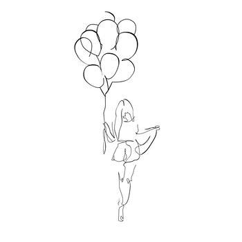 Ilustrare Volo