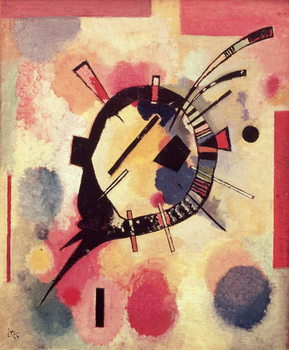 Yellow Centre, 1926 Reproducere