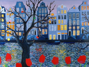 Amsterdam, 2008, Reproducere