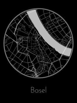 Map Basel