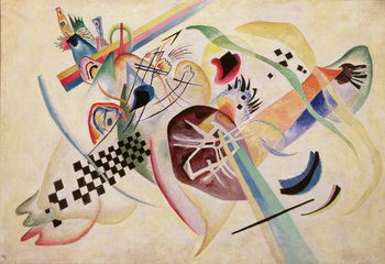 Composition No. 224, 1920 Reproducere
