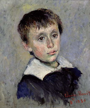 Jean Monet (1867-1914) 1880 Reproducere