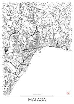 Ilustrare Malaga