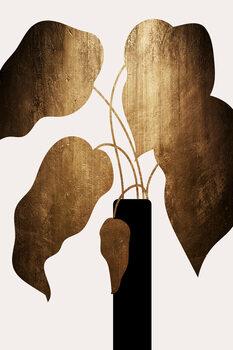 Ilustracija Abstract Bouquet