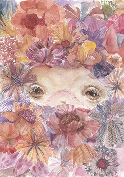 Ilustracija Flower