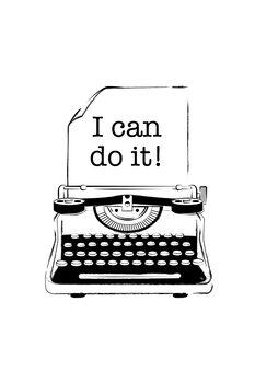 Ilustracija I can do it