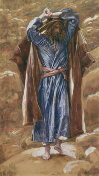 St. Philip, illustration to 'The Life of Christ', c.1886-96 Reprodukcija