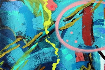 abstract 23 Reprodukcija
