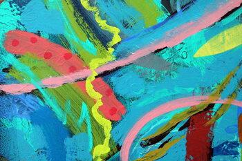 abstract 25 Reprodukcija