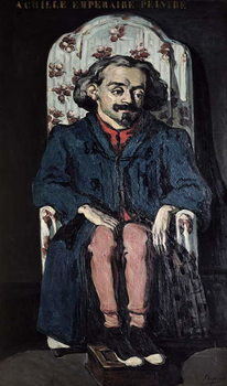 Achille Emperaire (1829-98) c.1868 Reprodukcija