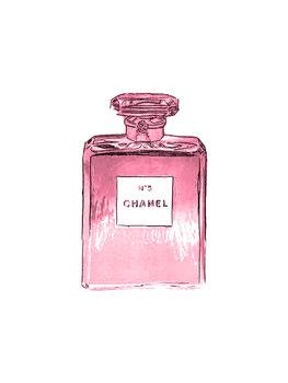 Ilustracija Chanel No.5