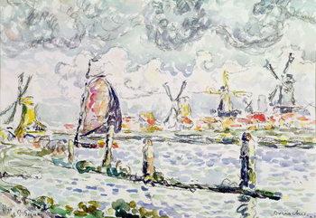 Overschie, 1906 Reprodukcija