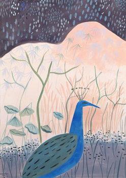 Paon Or et Argent, 1985 Reprodukcija