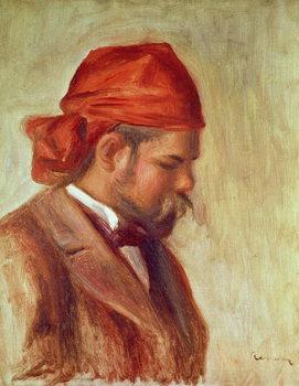 Portrait of Ambroise Vollard (1868-1939) Reprodukcija