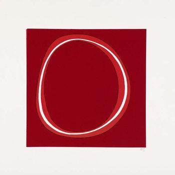 Red Circle Reprodukcija