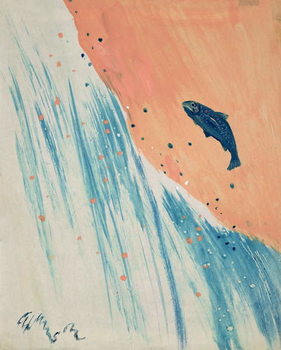Salmon Leap Reprodukcija