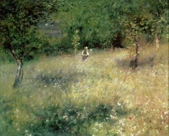 Spring at Chatou, c.1872-5 Reprodukcija