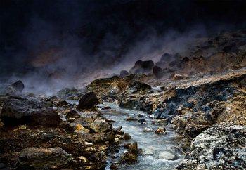 Fotomural  Acid River