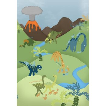 Fotomural  Animal Planet - Dinosaur