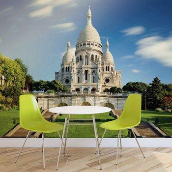Fotomural Basilica Sagrado Corazon Paris