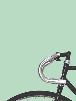 Fotomural Bicycle