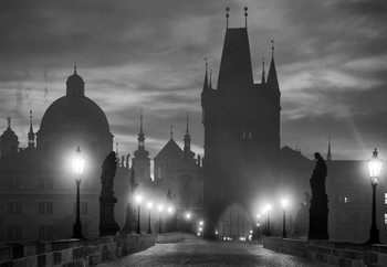 Fotomural  Charles Bridge