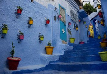 Fotomural  Color In Morocco