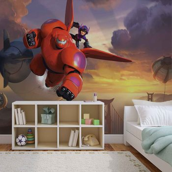 Fotomurale  Disney Big Hero 6