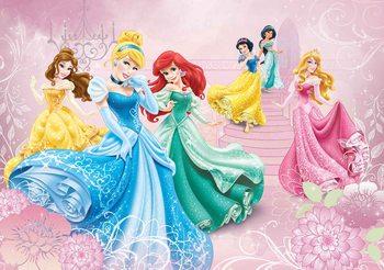 Fotomurale  Disney Princesses Cinderella Aurora