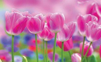 Fotomural Flores Floresta Naturaleza