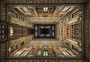 Fotomurale  Galleria Sciarra