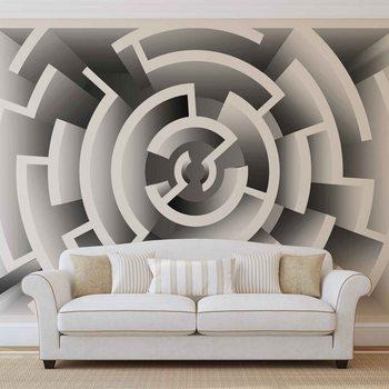 Fotomurale Patron abstracto Moderno