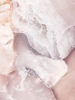Fotomural Pink Marble