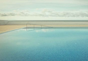 Fotomural  Pool