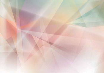 Fotomural Prisma moderno del arte abstracto