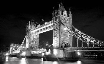 Fotomurale  Puente de la torre de Londres