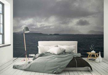 Fotomural Stormy Seas