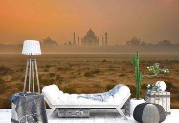 Fotomural Taj Mahal At Dusk