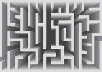 Abstract Pattern Modern Fototapet