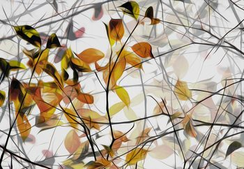 Autumn Song Fototapet