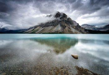 Bow Lake Fototapet