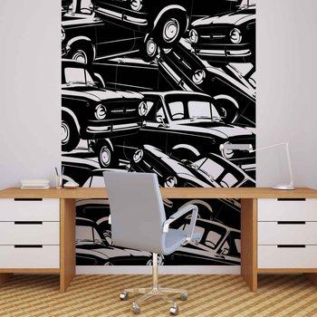 Cars Vintage Fototapet