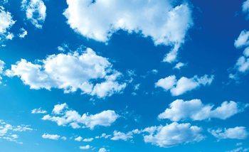 Clouds Sky Nature Fototapet