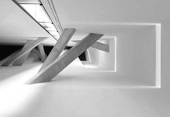 Corridor Fototapet