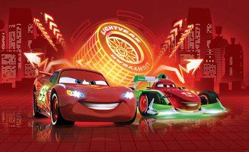 Disney Cars Lightning McQueen Bernoulli Fototapet