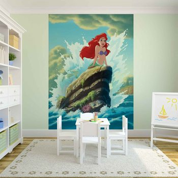 Disney Little Mermaid Ariel Fototapet