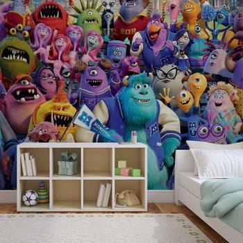 Disney Monsters Inc Fototapet