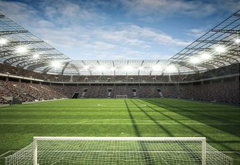 Football Stadium Fototapet
