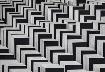 Holocaust Memorial Fototapet