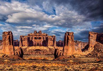Lost City Of Gold Fototapet